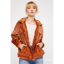 Beautiful and Luxe Suede Trucker Jacket