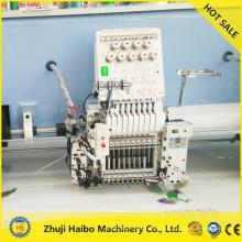 máquina del bordado con lentejuelas de lentejuelas dispositivo automatizado del bordado del cequi de alta velocidad del bordado máquina