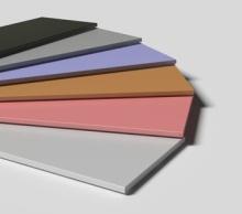 Metal Shelf Board