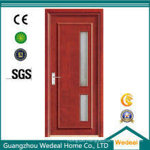 Solid Wooden Door for Interior Room with New Design (WDP2041)