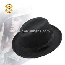 2015 New Fashion Classic Unisex 100% Australian Wool Juzz Bowler Hat