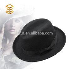 2015 Новая мода Classic Unisex 100% австралийская шерсть Juzz Bowler Hat