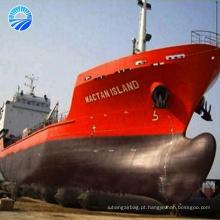 Certificado CCS Anti-envelhecimento Boat lançamento airbag de borracha