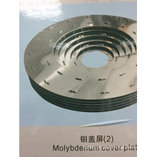 Molybdenum Cover Plate for Sapphire Growing Furnace
