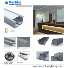 1m/2m Recessed LED Linear Light (6532)