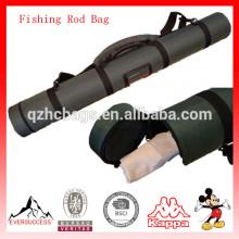 Bolso caliente del tubo de la caña de pescar del bolso de herramienta de los aparejos de pesca