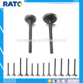 superior intake exhaust motorcycle engine valve