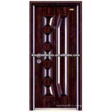Высокое качество нержавеющей склепа стальные двери KKD-569