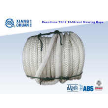 Roundline Tq12 12-Strand Polypropylene Mooring Rope