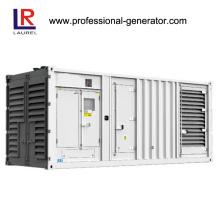 50Hz 750kVA Контейнерный дизельный генератор