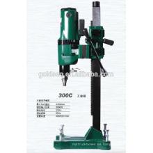 3900W Perforadora de núcleo de diamante de dos velocidades de la velocidad 3500mm Perforadora de metro de la base eléctrica GW8223