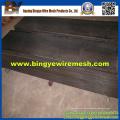 Malla perforada de acero con poco carbono Melbourne de Bingye