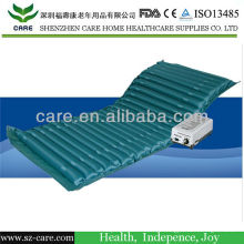 Medical Alternating Air LOSS Pressure Mattress with tilting function