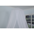 Elegante runde Spitze Regenschirm Vorhang Bett Baldachin