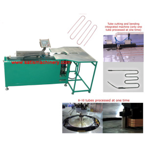 Snake Shape Bending Machine