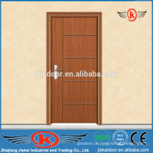 JK-P9046 überlegene Qualitätsholzentwurf PVC-Tür