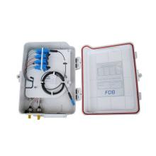 Boîtier de fin de fibre optique FTTH 8cords haute performance