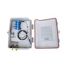 High performance 8cords FTTH fibre optic termination box
