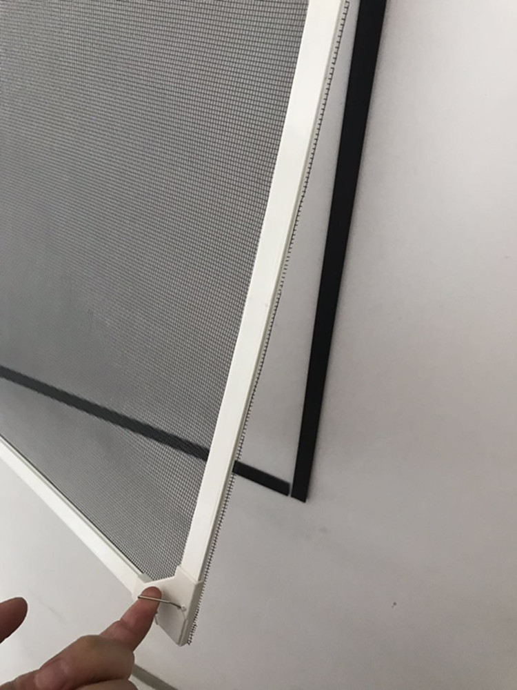 Magnetic Window Conrer
