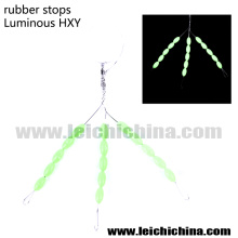 Wholesale Luminous Fishing Rubber Stopper