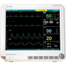 Monitor médico de aprobación Ce / ISO Pdj-3000