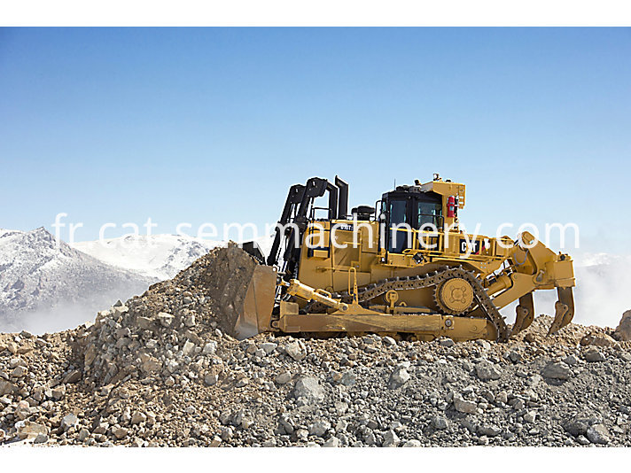 Cat D10T crawler bulldozer