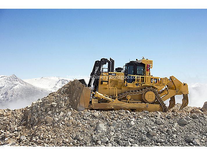 Cat D10T crawler bulldozer