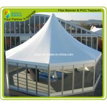 Fabrik-Preis beschichtete PVC-Plane für LKW-Abdeckung / Zelt (RJCT003)
