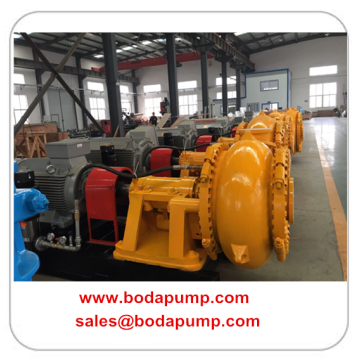 Dredge Pump Sand Mining Pumpe