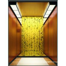 Пассажирский лифт классического типа для гостиниц высокого уровня