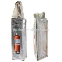 Widely Used Pvc Ice Bag For Cooling Wine Bottle Cooler Bag