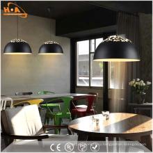 Алюминиевые декоративные Глобальный светодиодный современная Подвеска свет