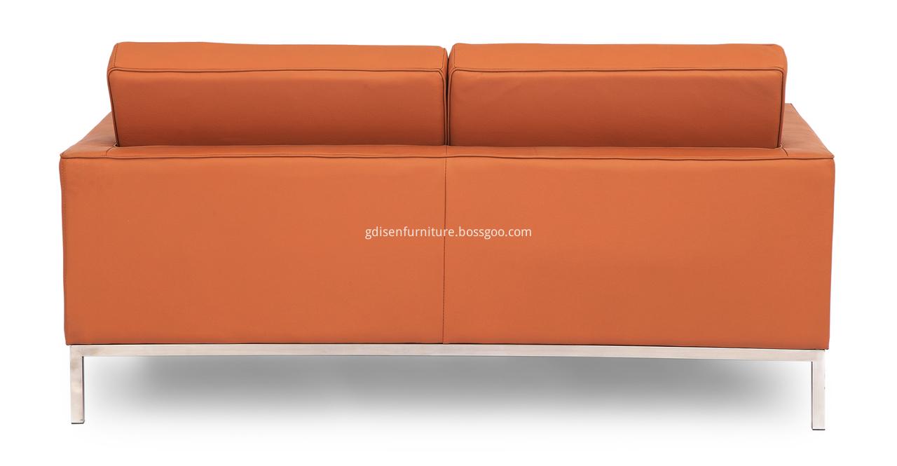 Replica loveseat sofa
