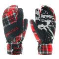 Neue Design Warmhalten Strick Manschette Frauen Ski Handschuhe