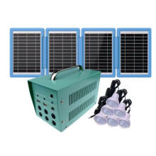 Solar Power Solar Home Lighting System