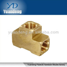 Brass Tee Fitting/ brass compression fittings / Customise part
