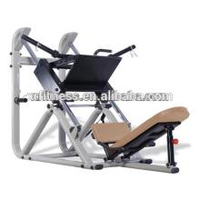 professionelle Fitnessgeräte über Rohr 3mm Leg Press Maschine