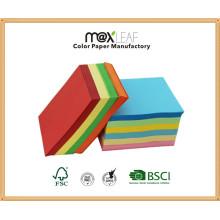 15 * 15cm Multi Colores Mixed Handwork Paper