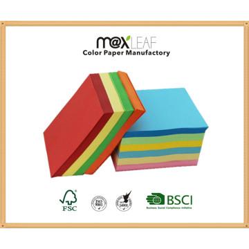 15*15cm Multi Colors Mixed Handwork Paper