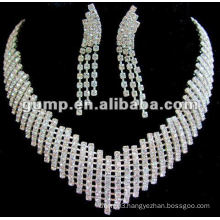 Latest bridal wedding jewelry set (GWJ12-443)