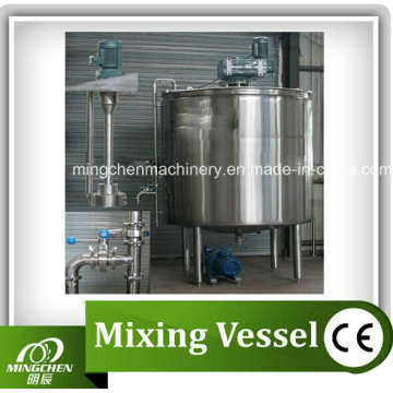 Food Mixing Cooling Heating Aging Tank
