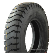 off The Road with Deep Tread, 7.50-16 8.25-16 Lt, Truck Tire for Mining