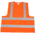High visibility reflective work clothing Class 2 Reflective Safety Vest