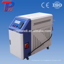 98 grados centígrados de agua de calefacción de temperatura del molde de control de temperatura