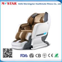 2016 alta qualidade 3D gravidade Zero cadeira de massagem