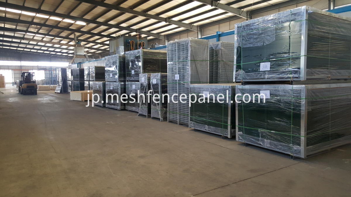 3d welded wire mesh