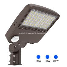 Lumière de zone de luminaire extérieur à LED 150W