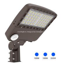 150W Shoebox Area Light 400W Equivalent 21000 Lumens