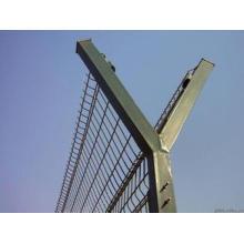 Zaun in PVC mit guter Qualität beschichtet