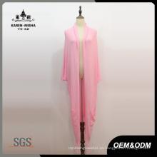 Prendas de punto mujer color rosa
